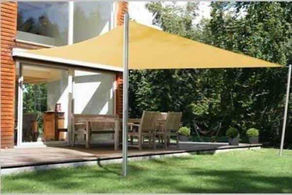 CEVERSQ360, Protezione UV -  tenda