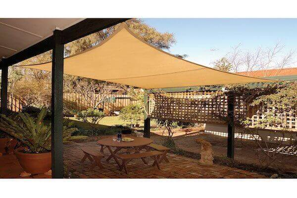 Vele, sole, tende, tenda, vela,  ombreggianti, giardino, Protezione UV